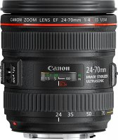 Объектив Canon EF 24-70mm f/4L IS USM (6313B005AA)