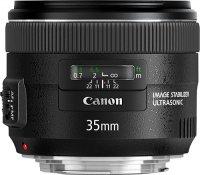 Объектив Canon EF 35mm f/2 IS USM (5178B005AA)