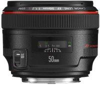 Объектив Canon EF 50mm f/1.2 L USM (1257B005AA)