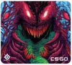 Коврик для мыши Steelseries QcK+ CS:GO Hyperbeast Edition (63800)