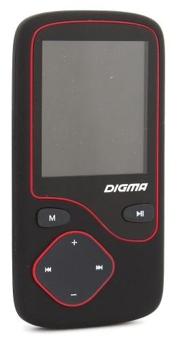 Купить MP3-плеер Digma, Cyber 3L 4Gb Black/Red