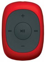 MP3-плеер Digma C2L 4Gb Red