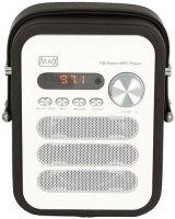 Радиоприемник MAX MR-330 Brown (30029)