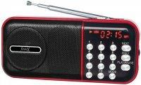 Радиоприемник MAX MR-321 Red/Black (30053)