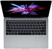 Купить Ноутбук Apple, MacBook Pro 13 (MPXT2RU/A) (Intel Core i5-7360U 2.3GHz/13.3 /2560x1600/8Gb/256Gb SSD/Intel Iris Plus Graphics 640/DVD нет/Wi-Fi/Bluetooth/MacOS)