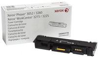 Тонер-картридж Xerox Phase 3052/3260/WC3215/25 3K (106R02778) фото