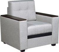 Кресло Смк Версаль 156 1х/347, серо-черный (80295082)