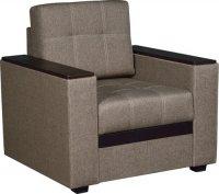 Кресло Смк Версаль 156 1х/345, темно-коричневый (80295080)