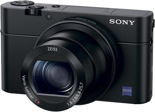 Компактный фотоаппарат Sony DSC-RX100 III Black