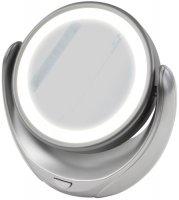 Косметическое зеркало Marta MT-2653 Серый жемчуг