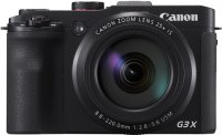 Компактный фотоаппарат Canon Power Shot G3 X Black