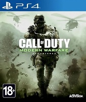 Игра для PS4 Activision Call of Duty: Modern Warfare Remastered фото
