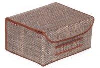 Коробка для хранения с крышкой Casy Home 35х28х18 см, BO-022