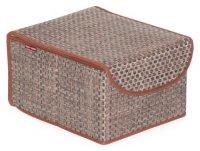 Коробка для хранения с крышкой Casy Home 21х26х15 см, BO-012