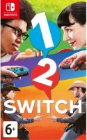 Игра для Nintendo Switch Nintendo 1-2-Switch