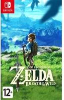 Игра для Nintendo Switch Nintendo The Legend of Zelda Breath of the Wild фото
