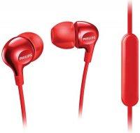 Наушники с микрофоном Philips SHE3705RD/00 Red