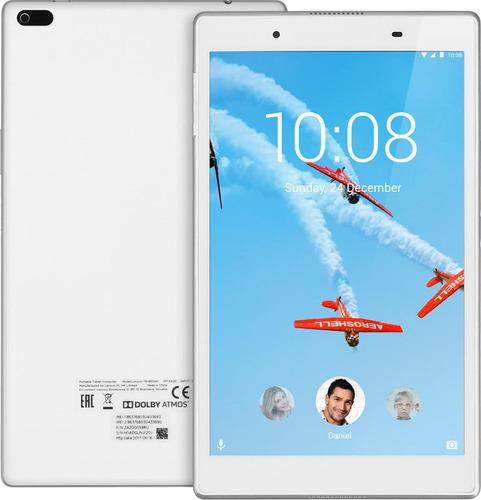 Купить Планшет Lenovo, Tab 4 TB-8504X 8 16Gb LTE White (ZA2D0059RU)