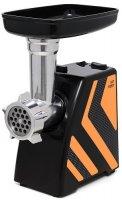 Мясорубка Kitfort КТ-2101-3 черный/оранжевый