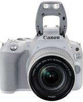 Зеркальный фотоаппарат Canon EOS 200D Kit 18-55 IS STM White