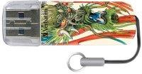USB-флешка Verbatim Mini Tattoo Edition 32Gb Дракон (49899)