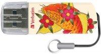 USB-флешка Verbatim Mini Tattoo Edition 32Gb Рыба (49897)