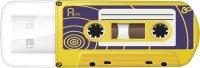 USB-флешка Verbatim Mini Casette Edition 32Gb Yellow (49393)