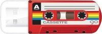 USB-флешка Verbatim Mini Casette Edition 32Gb Red (49392)