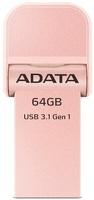 USB-флешка ADATA i-Memory AI920 64Gb Rose Gold (AAI920-64G-CRG) фото