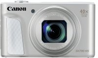 Цифровой фотоаппарат Canon PowerShot SX730 HS Silver (1792C002AA)