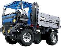 Купить Конструктор на управлении Double Eagle, CaDA Technic Dump Truck (RC49604)