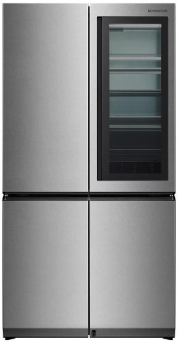 Холодильник LG InstaView LSR100RU - Подборка холодильников на Эльдорадо