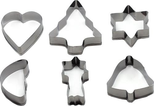 Набор форм для выпечки Atlantis C835 6 предметов