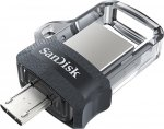 USB-флешка SanDisk Ultra Android Dual Drive OTG 32Gb (SDDD3-032G-G46)