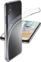 Чехол Cellular Line для Apple iPhone X, прозрачный (FINECIPH8T)