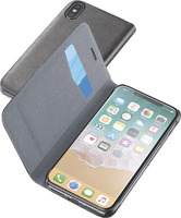 Чехол Cellular Line(для Apple iPhone X Black (BOOKESSIPH8K))