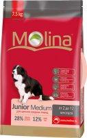 Сухой корм Molina для щенков средних пород, 3 кг (650890)