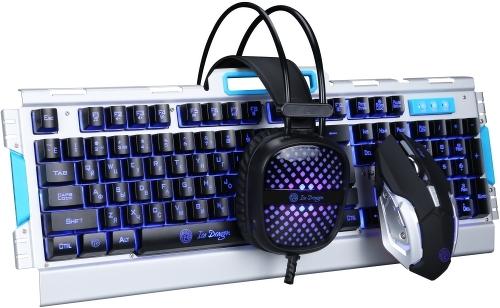 Купить Игровой набор Marvo, VAR-510 клавиатура + наушники + мышь