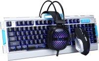 Игровой набор Marvo VAR-510 клавиатура + наушники + мышь