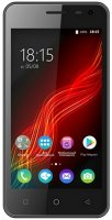 Смартфон BQ mobile 4500L Fox LTE Black