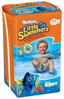 Подгузники Huggies для плавания Little Swimmers 5-6, 12-18 кг, 11 шт (2921961)