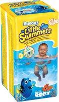 Подгузники Huggies для плавания Little Swimmers 2-3, 3-8 кг, 12 шт (2183481)