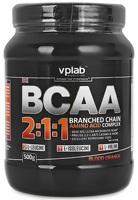 Аминокислоты Vplab BCAA 2:1:1, красный апельсин, 500 г (2113)