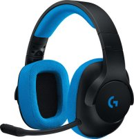 Игровые наушники Logitech G233 Prodigy Wired Gaming Headset (981-000703)