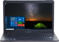 "Ноутбук ASUS X751NV-TY011T (Intel Pentium N4200 1.1GHz/17.3""/1600x900/8Gb/1Tb/NVIDIA GeForce GTX920MX/DVD-RW/Wi-Fi/Bluetooth/Win 10)"