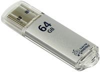 SMARTBUY V-CUT 3.0 64GB, SILVER (SB64GBVC-S3)