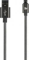 Кабель Elray USB Type A - USB Type C, 1,2 м, Grey (AC20MBC12GR)
