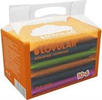 Влажные салфетки LOVULAR 10х6 (429047)