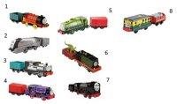 Дополнительные паровозики Thomas&Friends в ассортименте (BMK88)