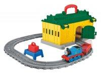 Железная дорога Thomas&Friends Депо Тидмут (FDV71)